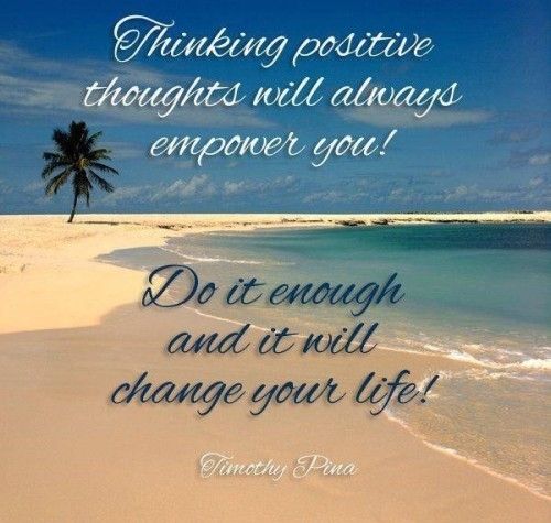 Think Positive Be Optimistic Quotes: Thinking Positive Thoughts Pictures, Photos, And Images