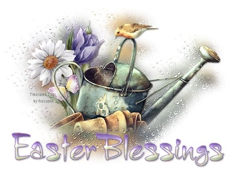 Image result for easter blessings + flowers
