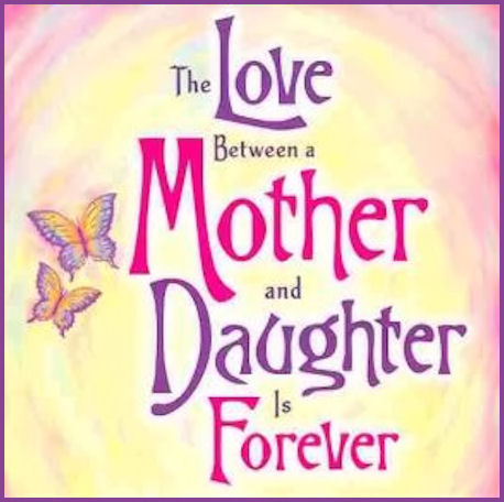 I Love You Mom Quotes From Daughter Tumblr : ... Images Of Daughter And Mother Quote I Love My Quotes Mothers Wallpaper
