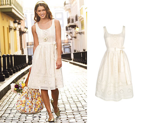 White Lace Summer Dress Pictures- Photos- and Images for Facebook ...
