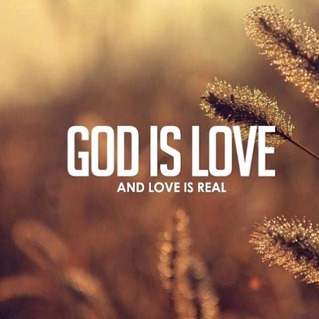 Quotes About Love Of God Tumblr : God Is Real Quotes. QuotesGram