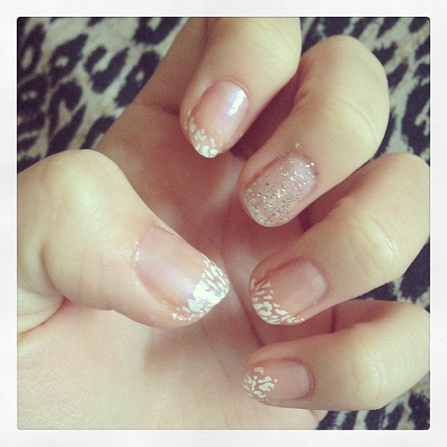 Glittery Elegant Nails Pictures, Photos, and Images for Facebook ...