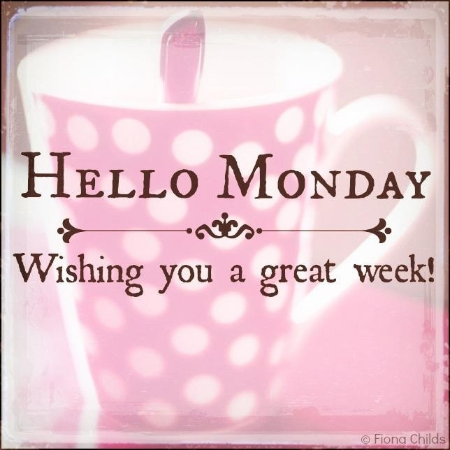 Hello Monday Pictures, Photos, and Images for Facebook ...