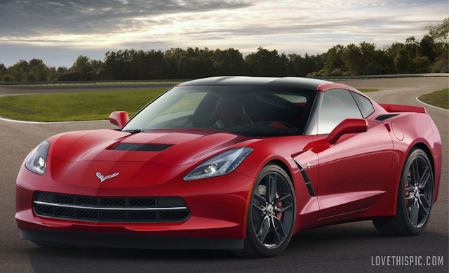 Chevrolet Corvette C7 Stingray Pictures Photos And Images For