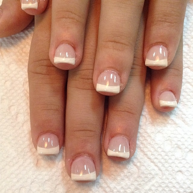 French Tip Nails Pictures, Photos, and Images for Facebook, Tumblr ...