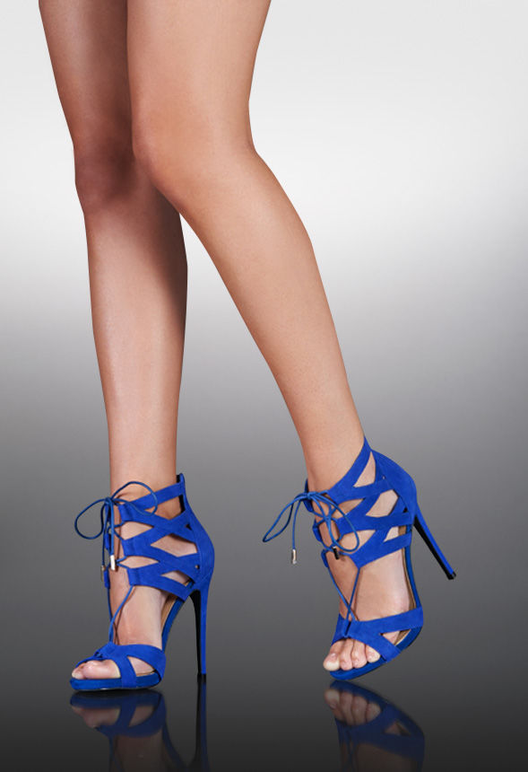 Electric Blue High Heel Sandals Pictures, Photos, and Images for ...