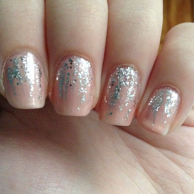 Falling Glitter Nails Pictures Photos And Images For Facebook