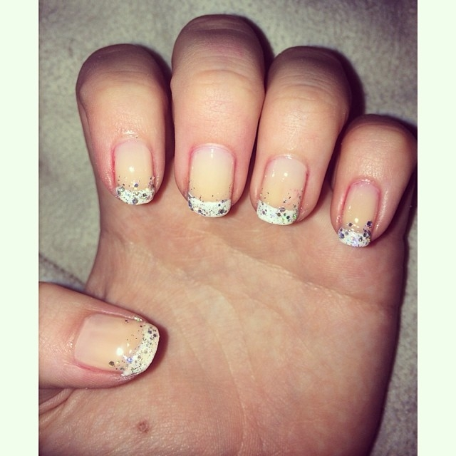Glitter French Tips Pictures Photos And Images For Facebook