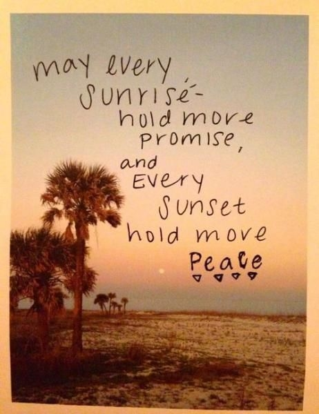 Good Morning Quotes Beach : Sunrise and sunset pictures photos images for