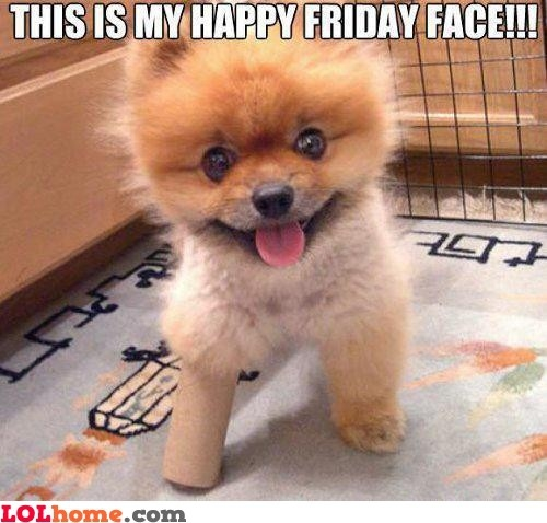 This Is My Happy Friday Face Pictures Photos And Images For