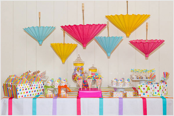 spring party decorations - Spring Party Decorating Ideas