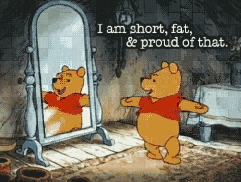 I Am Short Fat And Proud Of That 107
