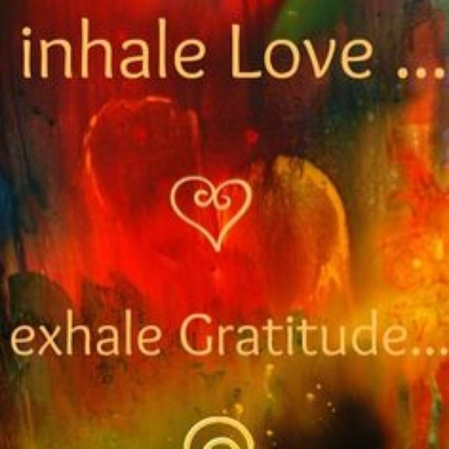 Deep Thanksgiving Quotes: Inhale Love, Exhale Gratitude Pictures, Photos, And Images
