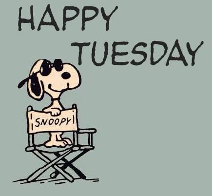 happy tuesday snoopy memes - photo #20