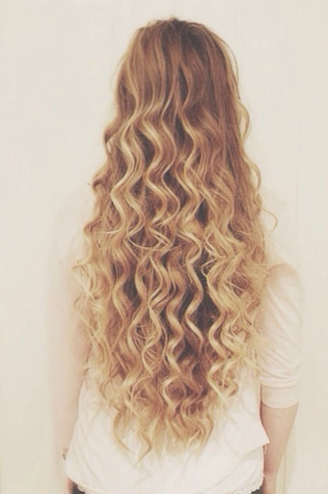 Cute Wavy Hair Pictures Photos And Images For Facebook
