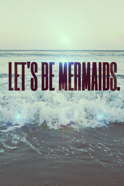 Lets Be Mermaids Pictures, Photos, and Images for Facebook ...  Lets Be Mermaid...