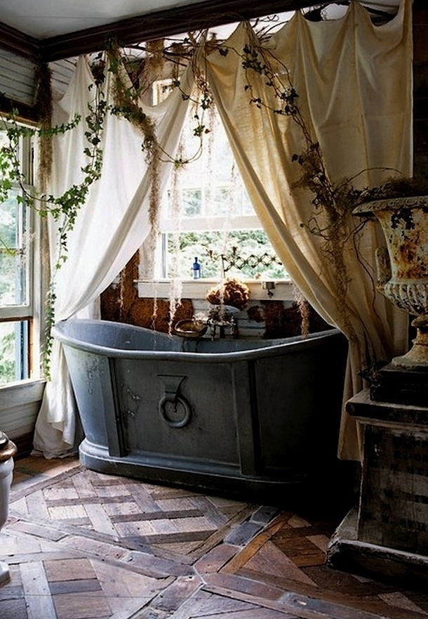 Rustic Bath Pictures, Photos, and Images for Facebook ...