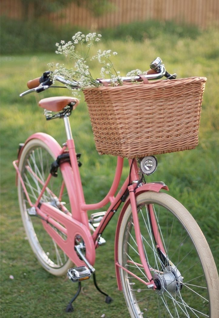 vintage pink bike pictures photos and images for facebook tumblr