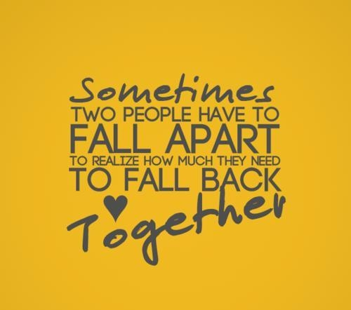 Quotes About A Relationship Falling Apart: Fall Apart Pictures, Photos, And Images For Facebook
