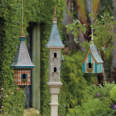 Victorian Style Birdhouses Pictures Photos And Images