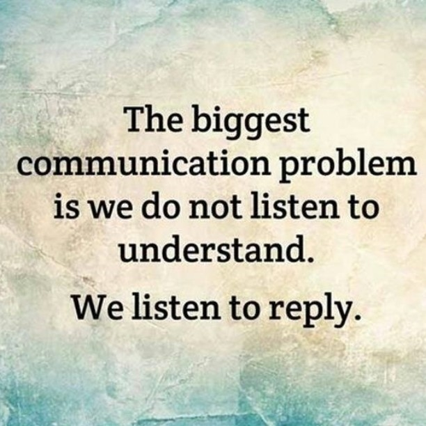 Tumblr Quotes Life Lessons: The Biggest Problem With Communication Pictures, Photos