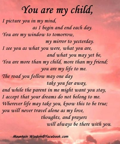 Funny I Love You Son Quotes : You Are My Child Pictures, Photos, and Images for Facebook, Tumblr ...