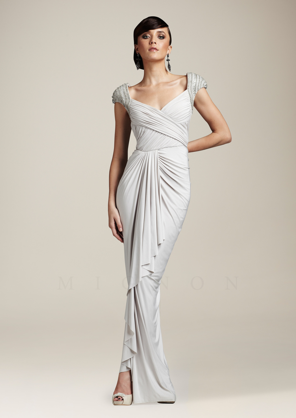 Mignon Formal White Gown Pictures, Photos, and Images for Facebook ...