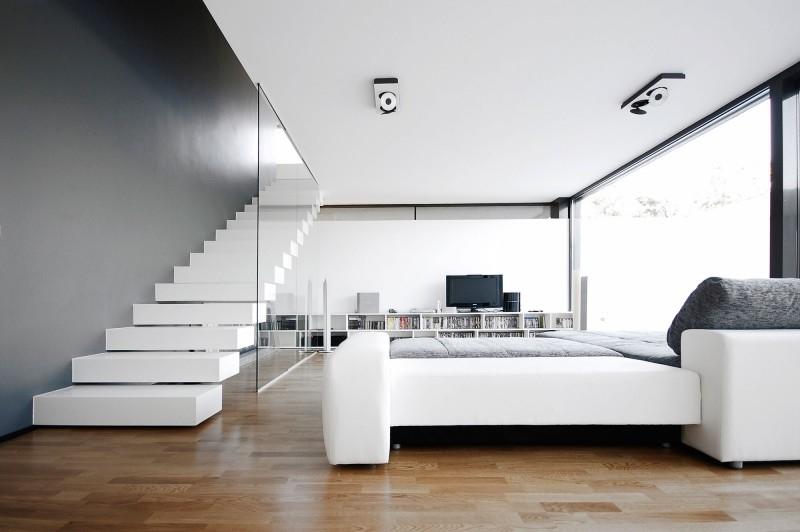 black on white studio interior pictures photos and
