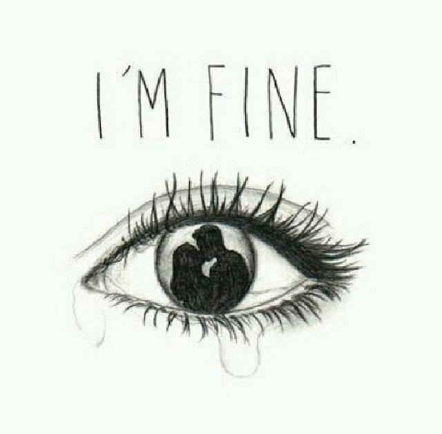 im fine pictures  photos  and images for facebook  tumblr  pinterest  and twitter