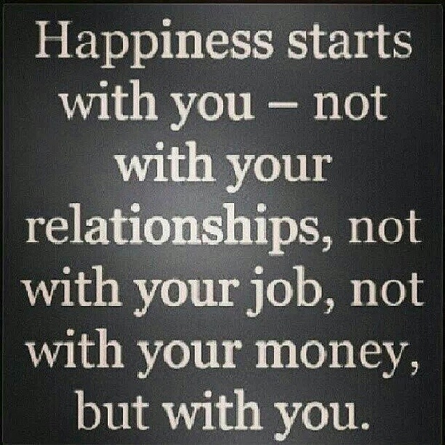 Life And Happiness Quotes Endearing Happiness Starts With You Pictures Photos And Images For