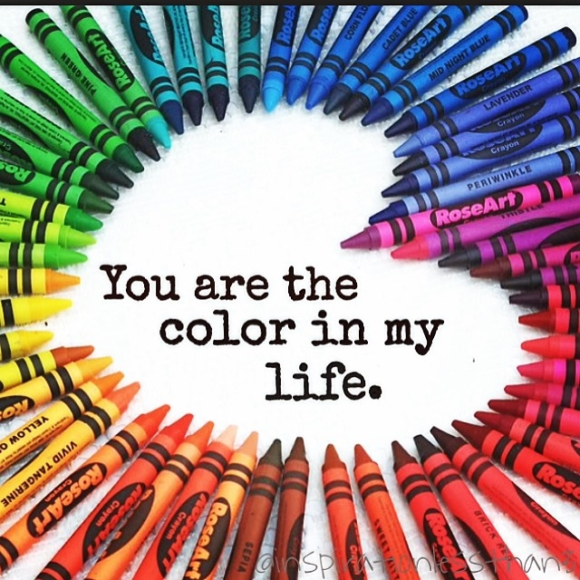 You Are The Color In My Life Pictures Photos And Images