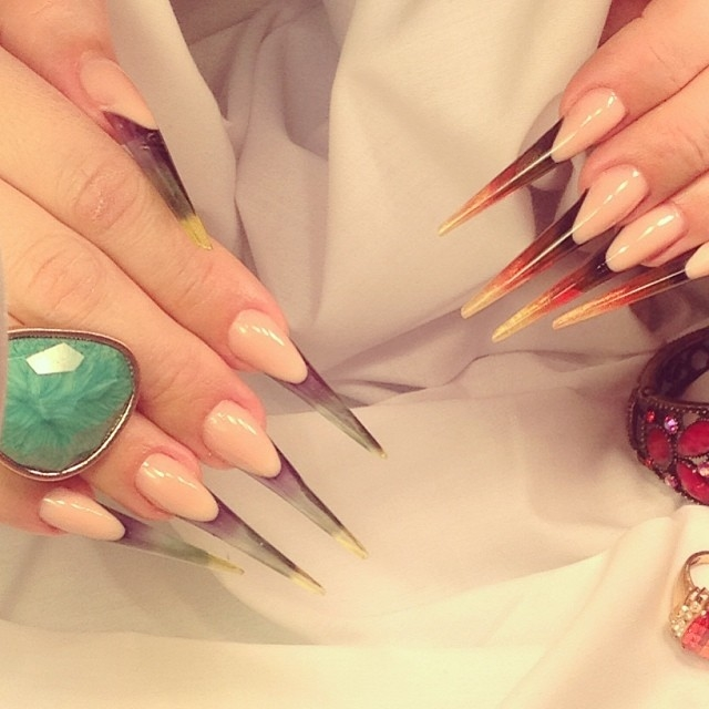 Narrow Gel Nails Pictures, Photos, and Images for Facebook, Tumblr ...