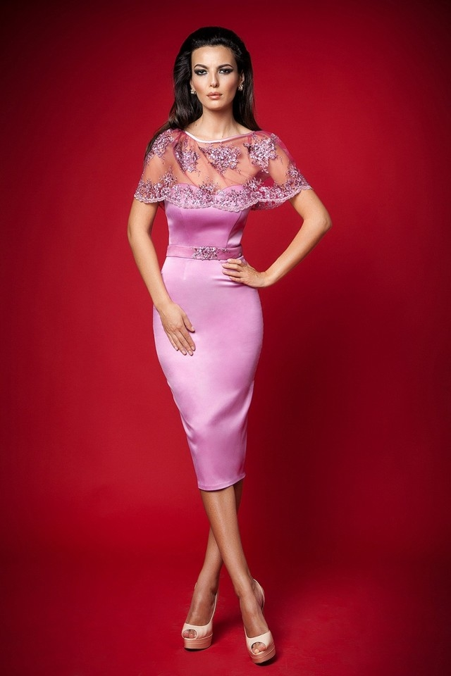 Classy Amp Sexy Pink Dress Pictures Photos And Images For Facebook Tumblr Pinterest And Twitter