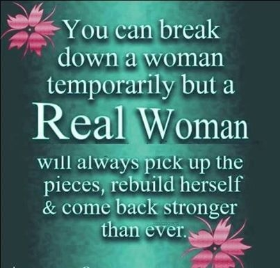 You Can Break Down A Woman Temporary Pictures, Photos, and