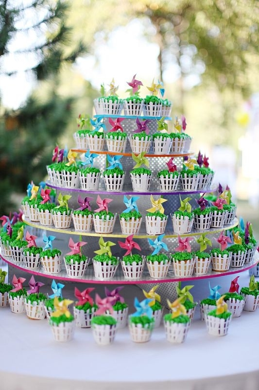 Spring Party Cupcakes Pictures Photos And Images For
