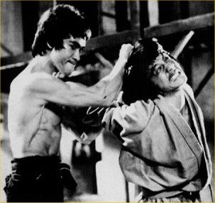 enter the dragon clip bruce lee vs jackie chan pictures photos