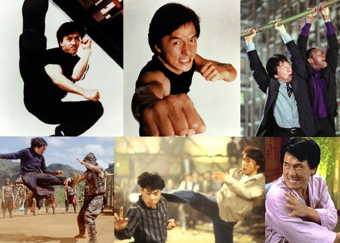 Jackie Chan's Many Faces Pictures, Photos, and Images for ...