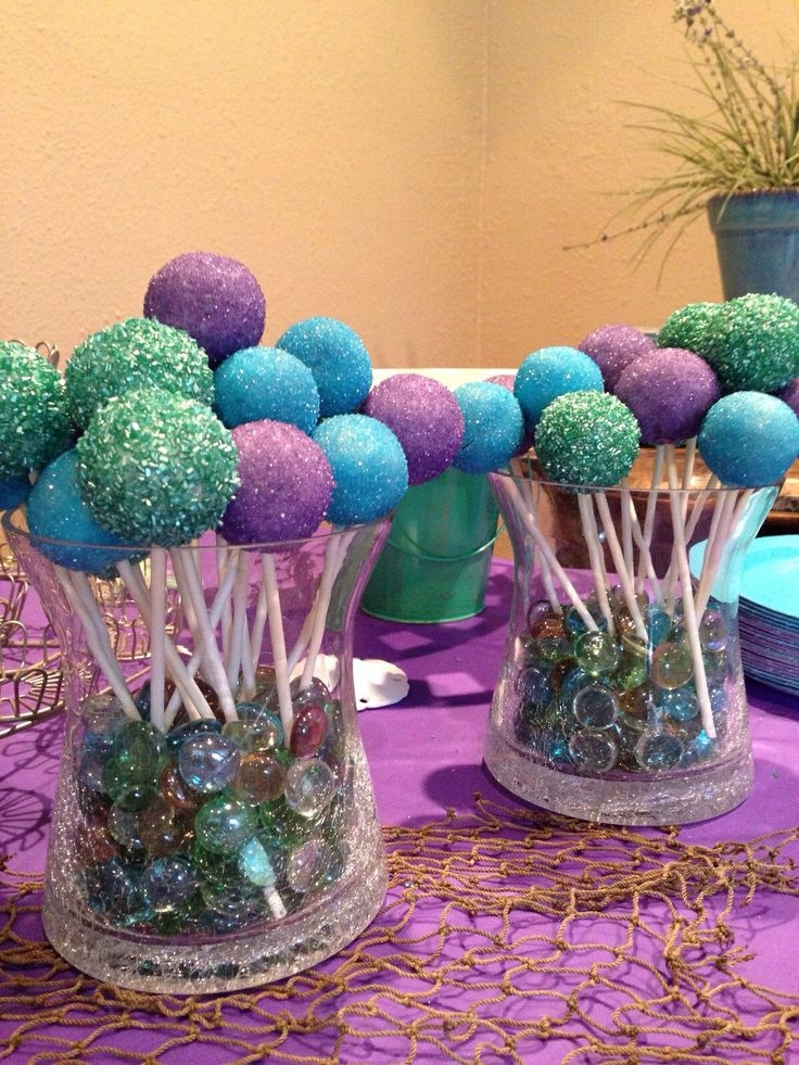 Sprinkled Cake Pops Pictures, Photos, And Images For