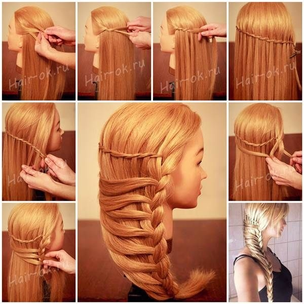 DIY Stylish Braid Pictures Photos And Images For Facebook - Braid diy pinterest