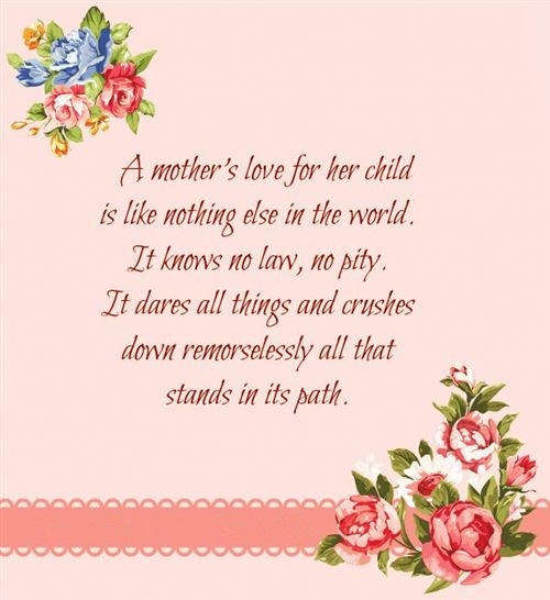 A Mothers Love For Her Child... Pictures, Photos, And Images For