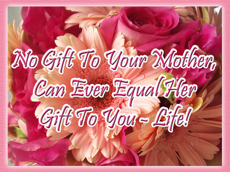 A Mothers Gift Pictures, Photos, and Images for Facebook, Tumblr ...