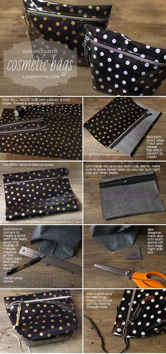 Diy Cosmetic Bags Pictures Photos And Images For
