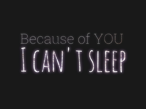 cant sleep quotes tumblr - photo #24