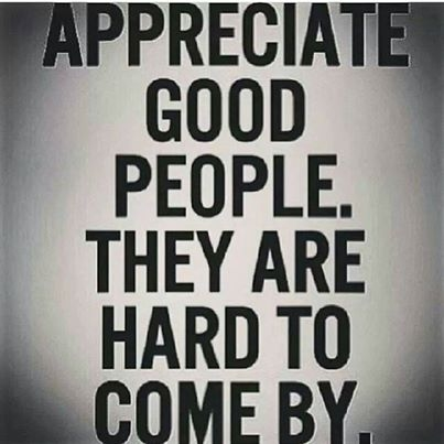 Appreciate Good People Pictures, Photos, and Images for