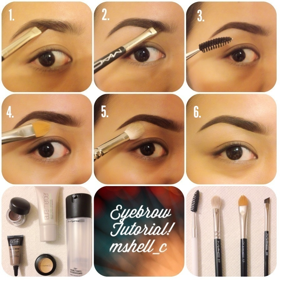 Diy Eye Brow Tutorial Pictures Photos And Images For Facebook