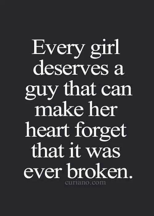 Every Girl Deserves A Guy Pictures, Photos, and Images for