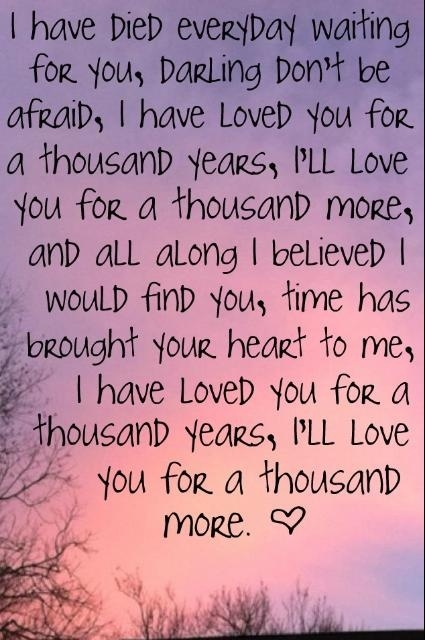 I Will Always Love You Quotes For Him Tumblr : ll Always Love You Pictures, Photos, and Images for Facebook, Tumblr ...