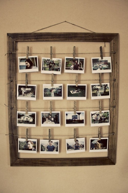 DIY Photo Frame Pictures, Photos, and Images for Facebook, Tumblr ...