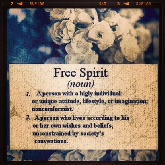 Free spiritFree Spirit Quotes Tumblr