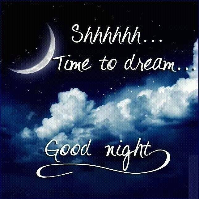 Night Time Quotes: Good Night Time To Dream Pictures, Photos, And Images For